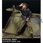 """Achung JaBo"" Waffen SS 1944 w/MP40  1/35"