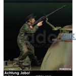 """""""Achung JaBo"""" Waffen SS 1944 w/MG34  1/35"""