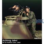 Waffen SS Panther Besatzung 1944 (Achtung JaBo)