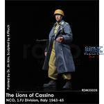 The Lions of Cassino - NCO 1.FJ Division Monte