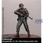 Endkampf Berlin Obergefreiter Pz. Div. Müncheberg