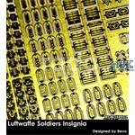 Luftwaffe Soldiers Insignia Set