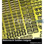 Wehrmacht Soldiers Insignia Set
