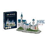 3D Puzzle: Schloss Neuschwanstein