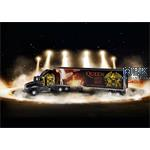 3D Puzzle: QUEEN Tour Truck - 50th Anniversary