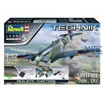 Supermarine Spitfire Mk.IXc - Technik Kit