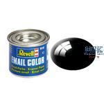 Email Color 007 schwarz glänzend