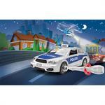 Police Car Junior Kit