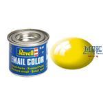 Email Color 012 gelb glänzend