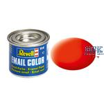 Email Color 025 leuchtorange matt