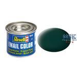 Email Color 040 schwarzgrün matt