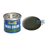 Email Color 042 gelboliv matt