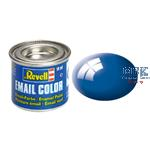 Email Color 052 blau glänzend
