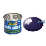Email Color 054 nachtblau glänzend