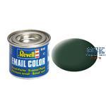 Email Color 068 dunkelgrün matt