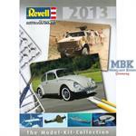 Revell Katalog 2013