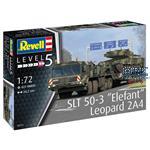 """SLT 50-3 """"Elefant"""" + Leopard 2A4"""