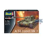 A-34 COMET Mk.1 (1:76)