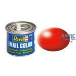 Email Color 332 leuchtrot seidenmatt