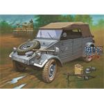 Kübelwagen Typ 82 Premium Edition 1:9