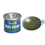 Email Color 361 olivgrün seidenmatt