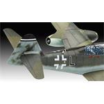 Combat Set Messerschmitt Me 262 & P-51B Mustang