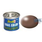 Email Color 381 braun seidenmatt