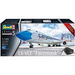 "Boeing 747-8F CARGOLUX LX-VCF ""Facemask"""