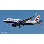 Airbus A320 neo British Airways