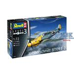 Model Set Messerschmitt BF 109 F-2