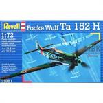 Focke Wulf Ta-152 H