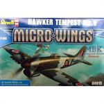 Micro Wings Hawker Tempest Mk.V 1:144
