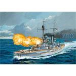 WWI Battleship SMS König