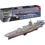 USS Enterprise CVN-65  -  Platinum Edition