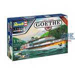 Rheindampfer Goethe
