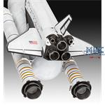 Space Shuttle& Booster Rockets, 40th. Anniversary