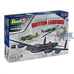 British Legends - Gift Set
