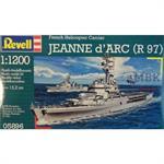 Franz. Hubschrauberträger JEANNE d'ARC 1:1200