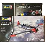 T-6 Texan Modell Set 1:72