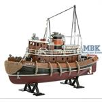 Modell Set Harbour Tug Boat