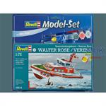 Model Set DGzRS WALTER ROSE/VERENA 1:72