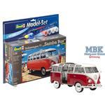 "Volkswagen T1 ""SAMBA BUS"" Model Set"