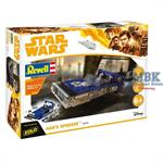 Star Wars: Han's Speeder (Build & Play)