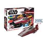 Star Wars: Resistance A-wing Fighter, Red (B&P)
