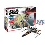Star Wars: Poe's Boosted X-wing Fighter (B&P)