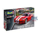 Model Set Dodge Viper GTS 1:25