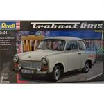 Trabant 601S - Whitebox ohne Decals
