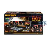 "Truck & Trailer ""KISS Tour Truck "" Limited Edition"