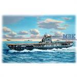 USS Hornet Modell Set 1:450
