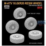 M-ATV 16.0 X R20 RESIN WHEEL